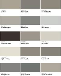 benjamin moore u2013 gray paint colors perspective looks the best for