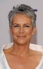 coupe cheveux gris coupe courte cheveux gris coiffure hair style