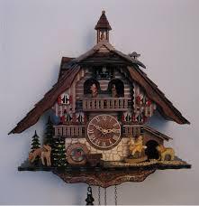 Cuckoo Clock Germany Engstler Schwarzwalduhren German Cuckoo Clocks