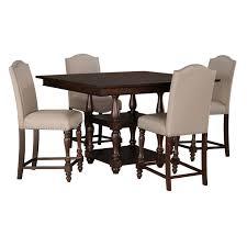 baxenburg counter height dining table u2013 adams furniture