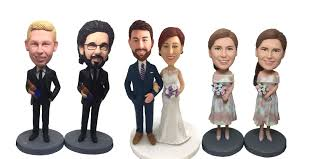 custom wedding toppers unique cake topper is the new trend in 2018 custom wedding cake