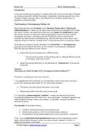 Home Child Care Provider Resume Family Diversity Teaching Notes