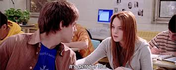 October 3 Meme - it s october third mean girls day her cus
