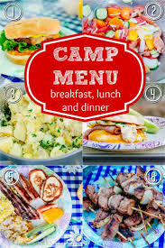 best 25 camping recipes lunch ideas on pinterest camping snacks