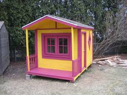 How To Build A Cheap Cabin by 12 Free Playhouse Plans The Kids Will Love