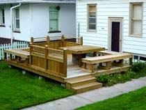 Estimated Cost To Build A Deck by Cost To Build A Floating Foundation Deck 2017