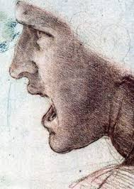 Leonardo Da Vinci Drapery Da Vinci Head Studies Every Artists Gotta Study Heads Art