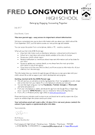 Reference Letter For A Student From A Teacher Fred Longworth High Belonging Engaging Succeeding Together