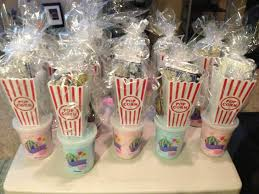 cotton candy party favor popcorn cotton candy combo favor big time jump n slide