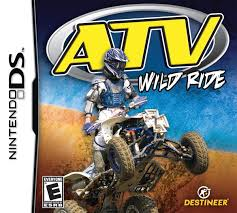 freestyle motocross games amazon com atv wild ride nintendo ds video games