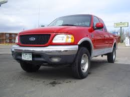 2000 ford f 150 information and photos zombiedrive