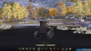 autumn hangar on thanksgiving day for world of tanks 0 9 21