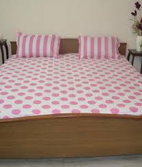 Fuschia Bedding Polka Dot Bed Sheets India Bedding Queen