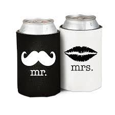 amazon com mr and mrs wedding anniversary newlywed can