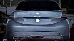 peugeot 208 gti blue low emission peugeot 208 hybrid fe concept to have gti like