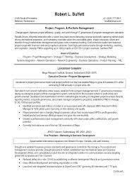 sample program manager resume doc 516650 program management resume sample project manager it program manager resume livmooretk program management resume sample