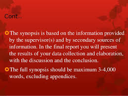 synopsis presentation for physical education research scholars a gui