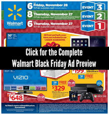 walmart black friday ad 2014 ad scan deals