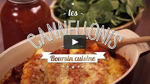 boursin cuisine cannelloni avec boursin cuisine on vimeo