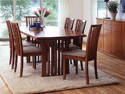 Cherry Dining Table Scandinavia Furniture Metairie New Orleans Louisiana Offers