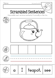 i u0027m a little teapot nursery rhyme worksheets and activities