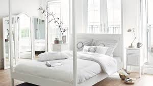 Chambre A Coucher Blanche by 10 Chambres Blanches Dans L U0027air Du Temps Diaporama Photo