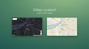 G Map Gmap Location Joomla Google Maps Module By Lokomotivan Codecanyon