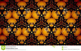 orange and black halloween background abstract halloween pattern wallpaper stock illustration image