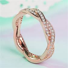 color wedding rings images Boho braid engagement ring shop twisted timber jpg
