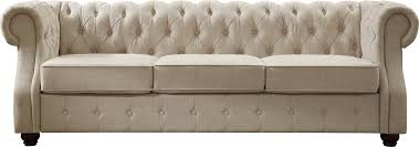 Sofas Chesterfield Mulhouse Furniture Tufted Chesterfield Sofa Reviews Wayfair