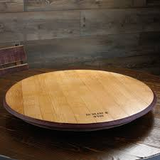 Wine Barrel Patio Table Furniture Kitchen Dining Sets Amazing Wine Barrel Lazy Susan For
