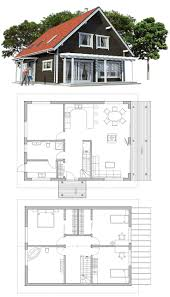 235 best cottage floor plans images on pinterest architecture