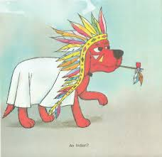 clifford halloween book american indians in children u0027s literature aicl 3 10 13 3 17 13
