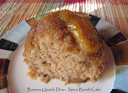 big mama u0027s home kitchen banana upside down spice bundt cake