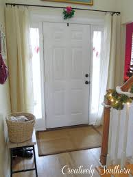 kitchen entryway christmas decorating ideas kitchen curtain 48