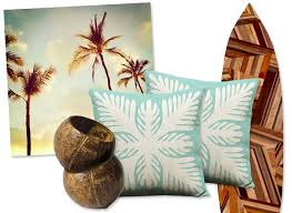 Home Decor Trend Surf S Up The Hawaii Home Decor Trend Heats Up Instyle