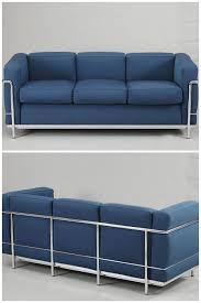 corbusier canapé canapé design lc2 par le corbusier