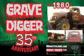 the original grave digger monster truck history of grave digger monster jam