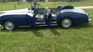 rolls royce custom 1962 rolls royce custom 4 door convertible f125 harrisburg 2014