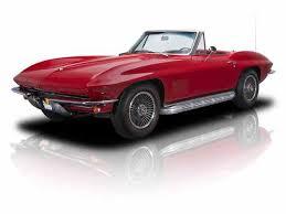 1963 thru 1967 corvettes for sale 1967 chevrolet corvette for sale on classiccars com 127 available