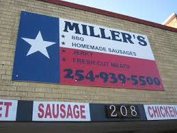 man up tales of texas bbq outside miller u0027s smokehouse belton tx