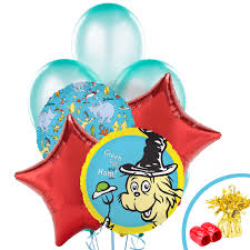 dr seuss balloons dr seuss balloon bouquet birthdayexpress
