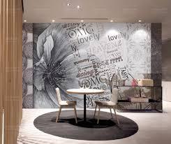 Cheap Wall Murals by Online Get Cheap Black White 3d Wallpaper Aliexpress Com
