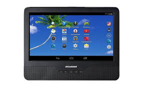 android tablet sylvania 9 portable dvd player and android tablet refurbished