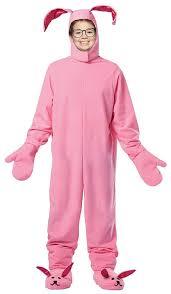 amazon com rasta imposta christmas story bunny suit 7 10 toys