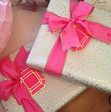 pink gift wrap chic gift wrapping ideas best friends for frosting