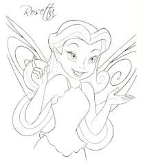 images disney fairies vidia coloring pages