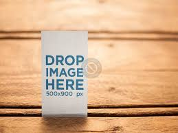 Wood Texture Business Card Placeit Bright Wooden Texture Mockup Logo