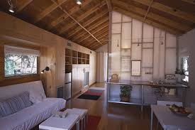 tiny house interior home shape