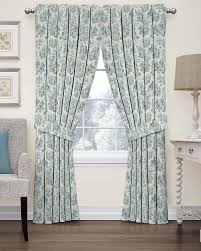 Waverly Home Decor by Amazon Com Waverly 15402052063crf Floral Window Curtain 52